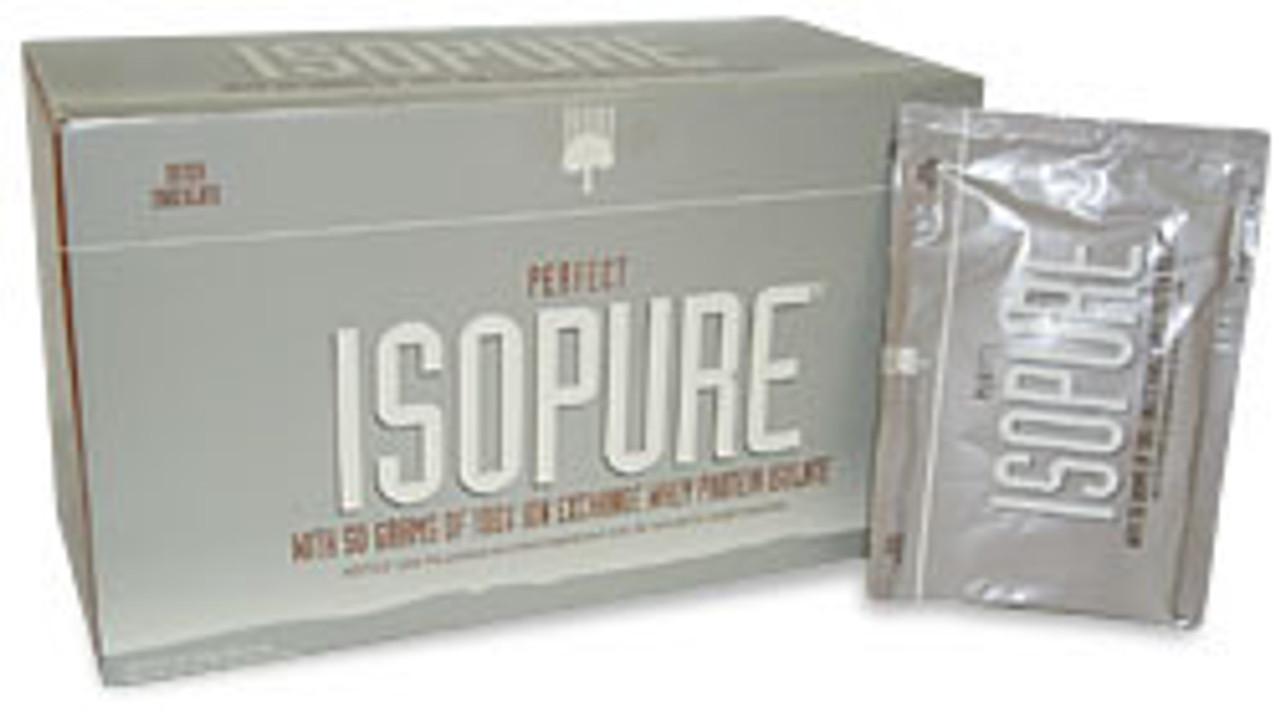 Isopure 20pk Nature's Best