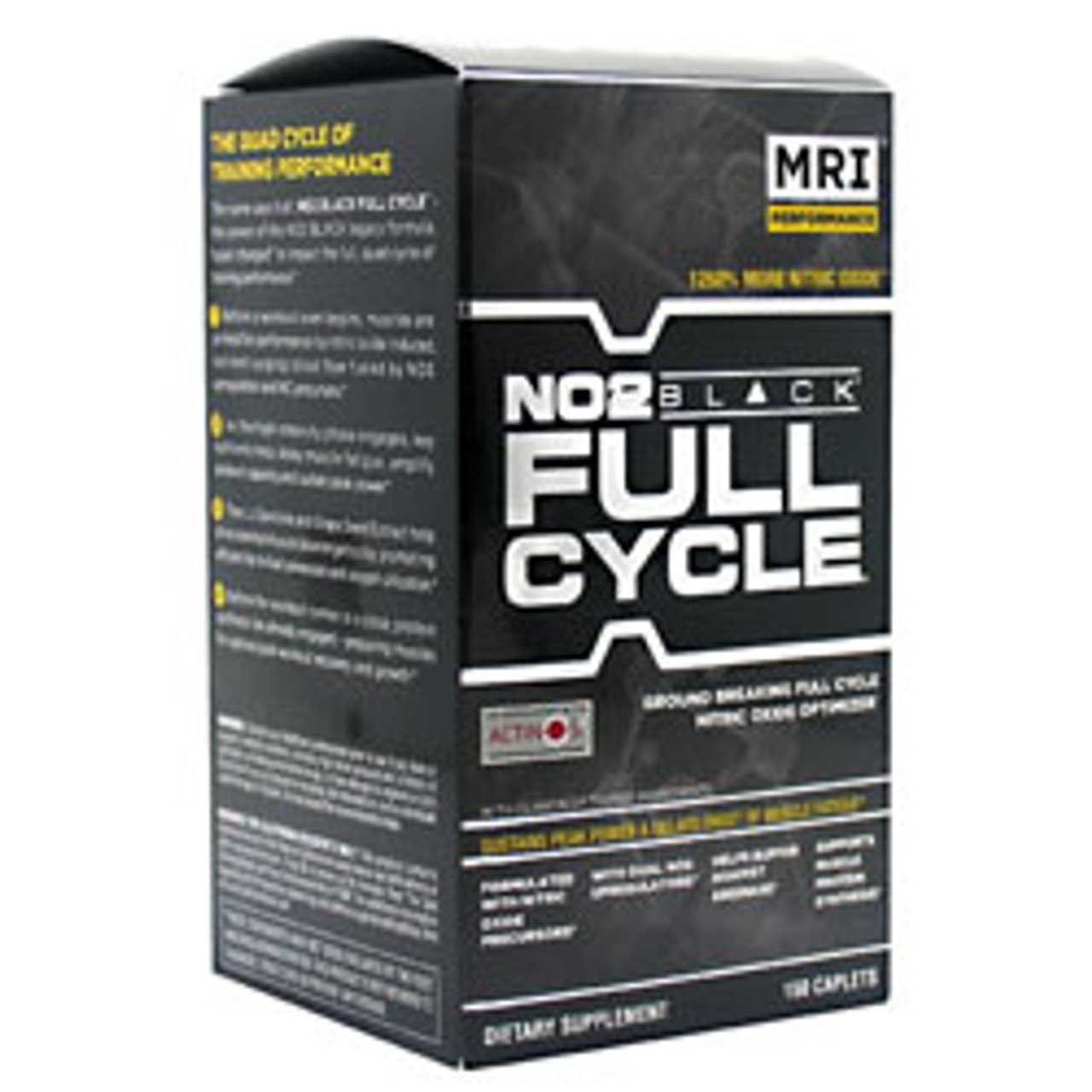 No2 Black Full Cycle 150ct MRI