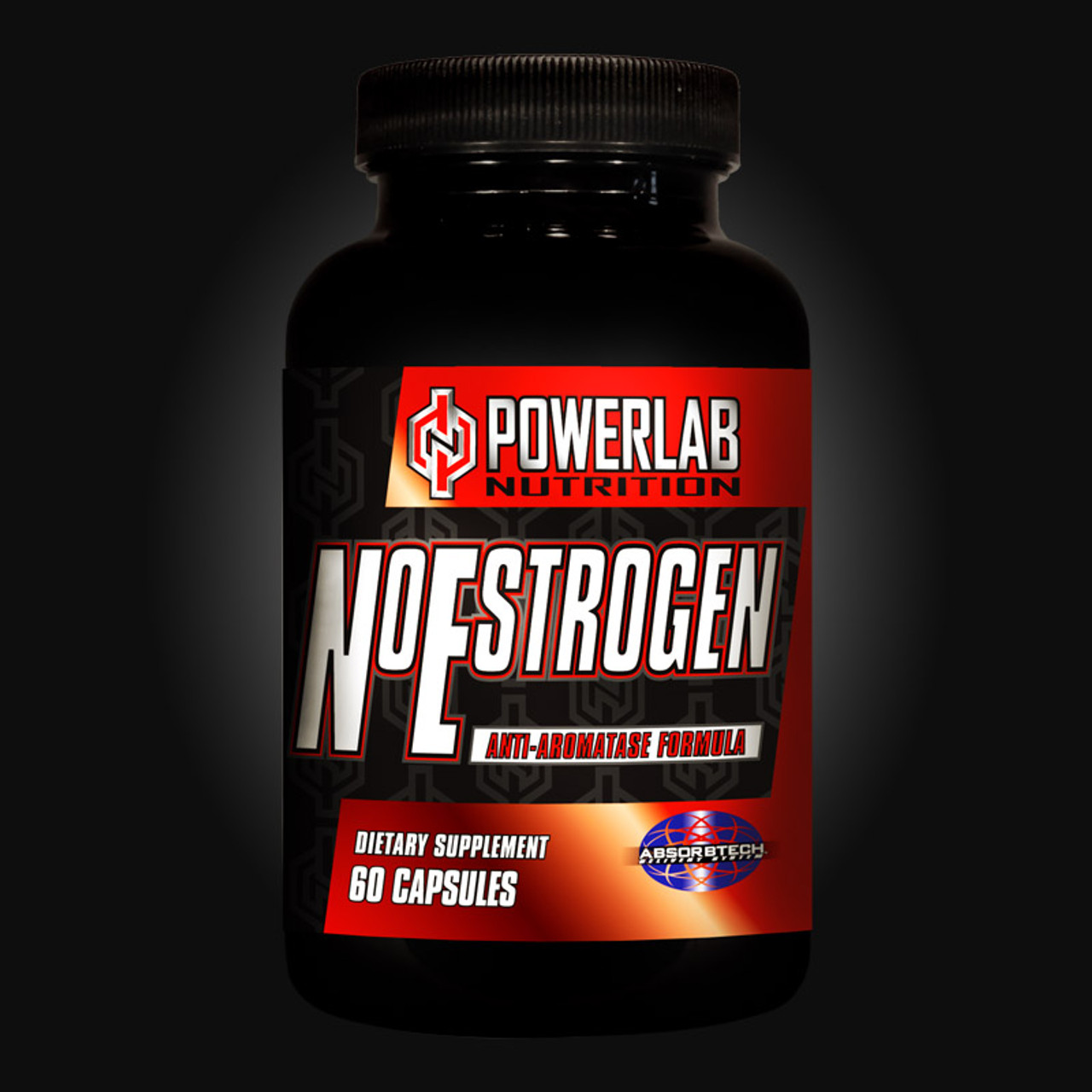 NoEstrogen 60ct Powerlab Nutrition