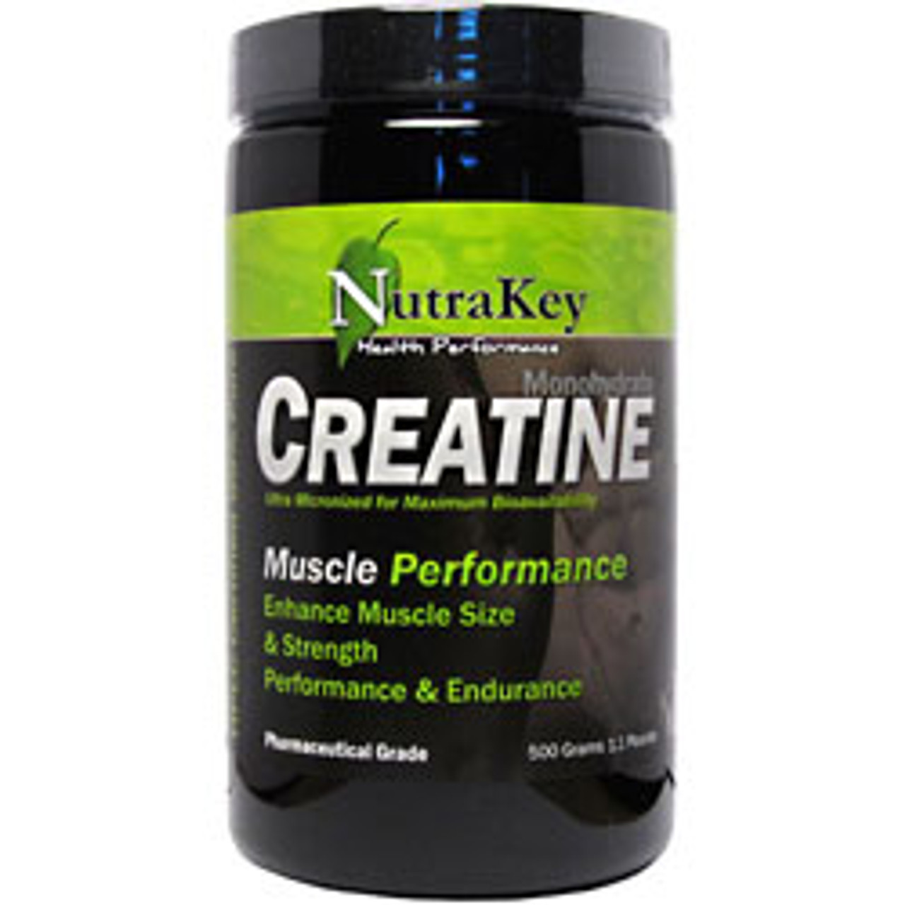 Creatine Monohydrate 500g Nutrakey