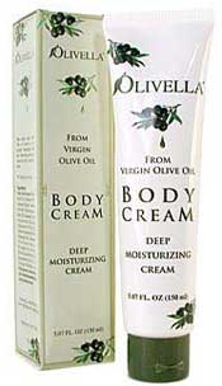 Olivella Olive Oil Body Cream 5.07oz