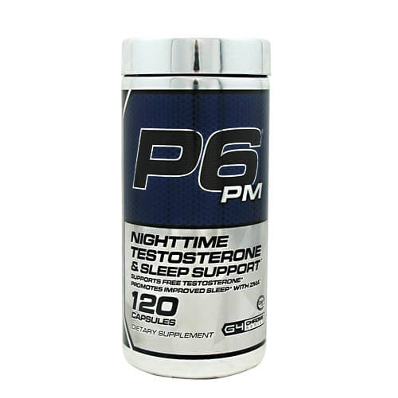 P6 PM 120ct Cellucor