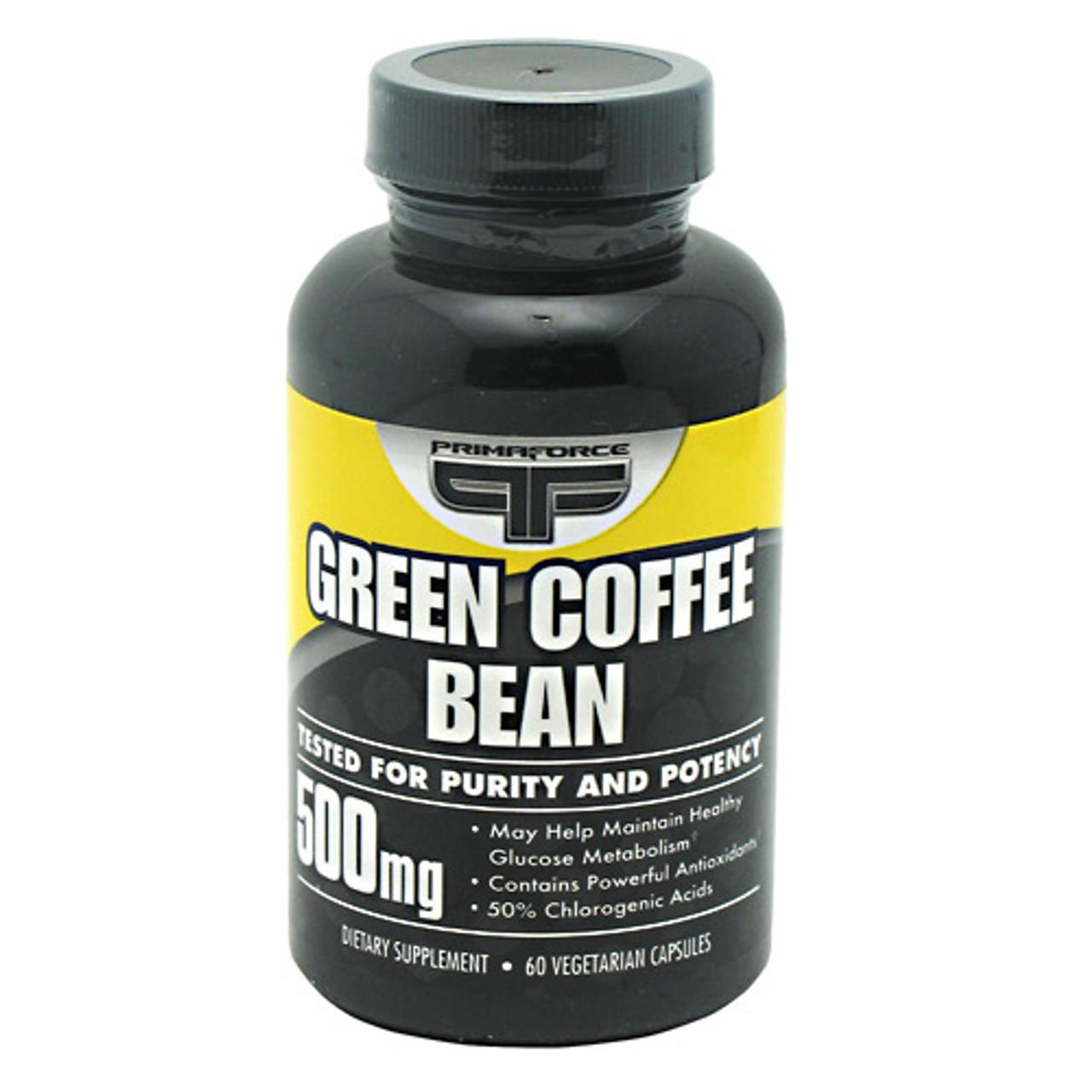 Green Coffee Bean 60 Servings Primaforce