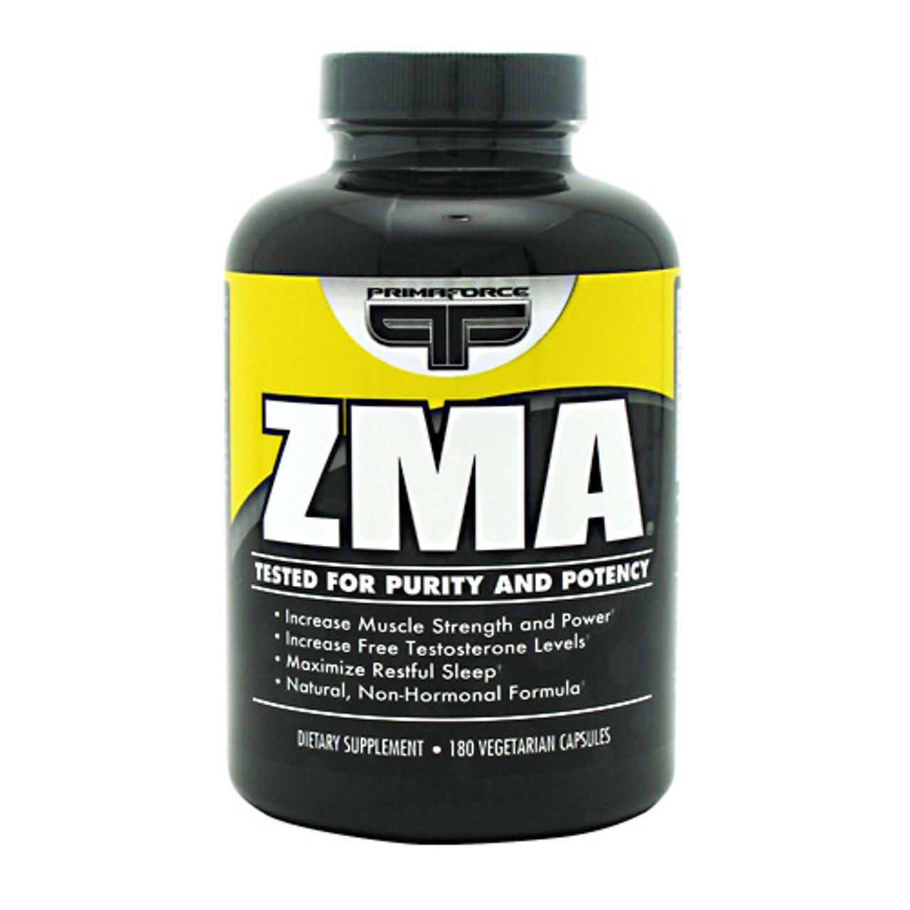 ZMA 180ct PrimaFORCE