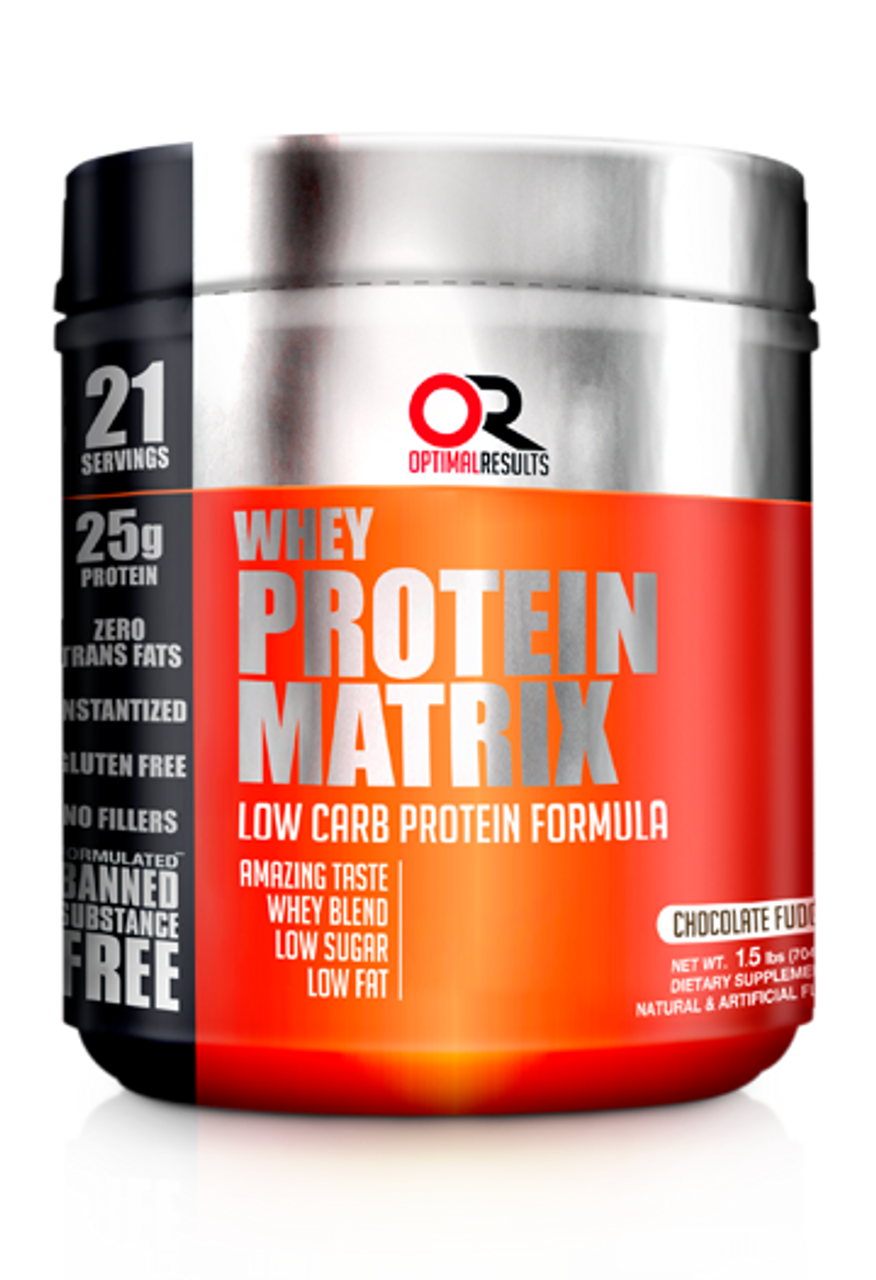 Protein Matrix by Optimal Results 1.5lbs
