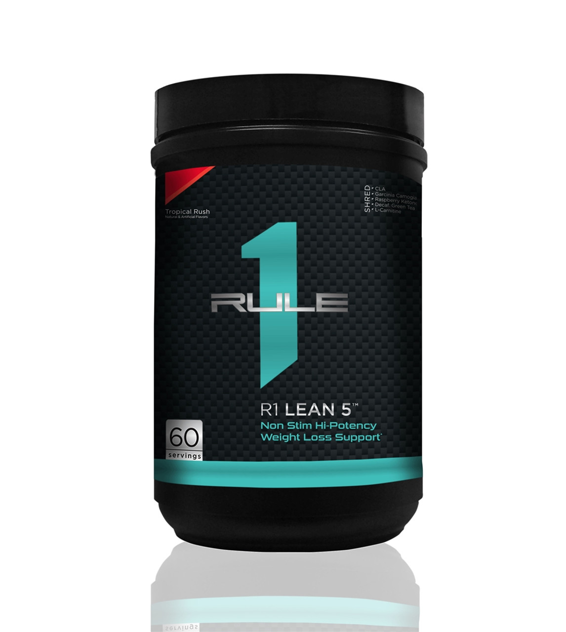 Clearance R1 Lean 5 by Rule One Proteins 60sv