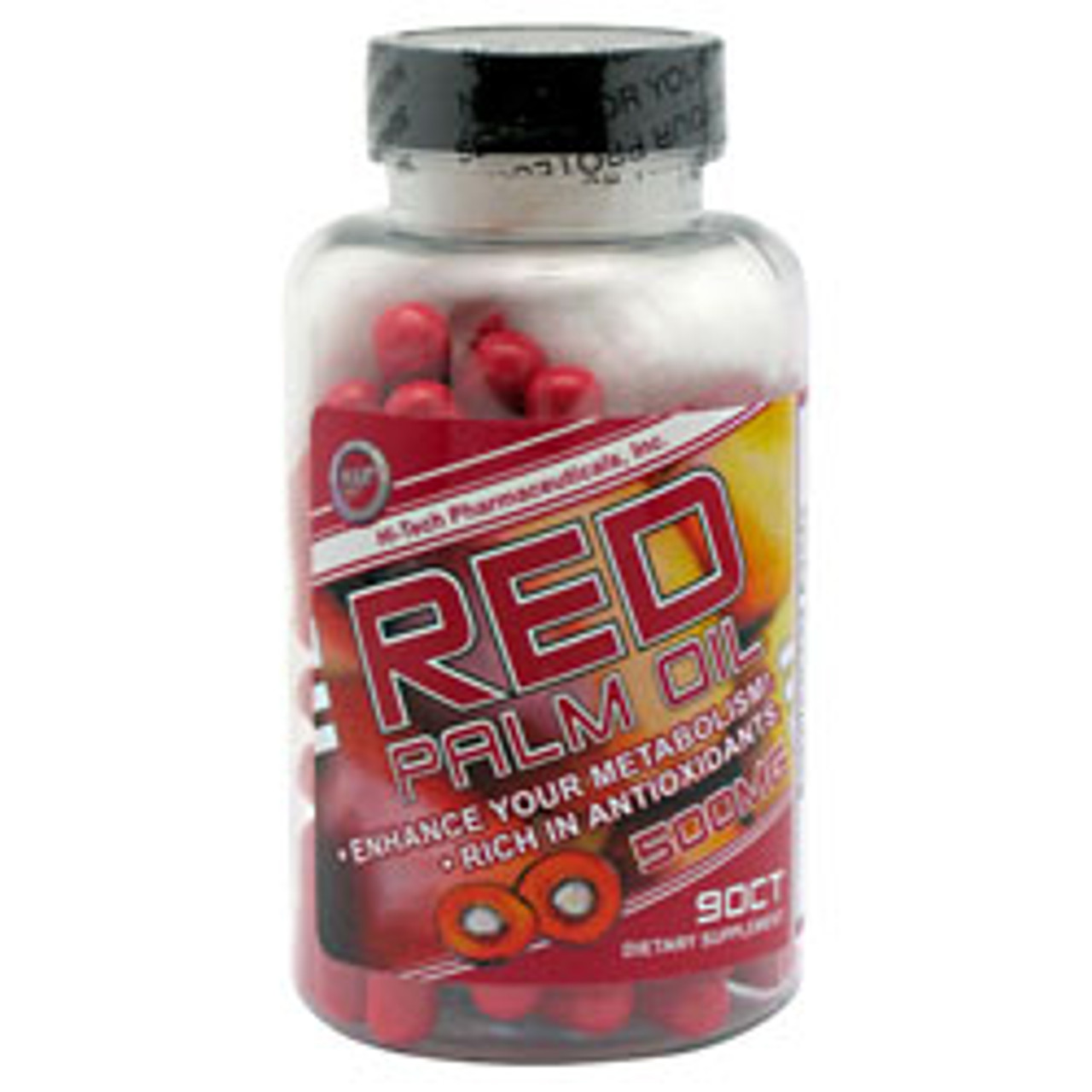 Red Palm Oil 90ct Hi-Tech