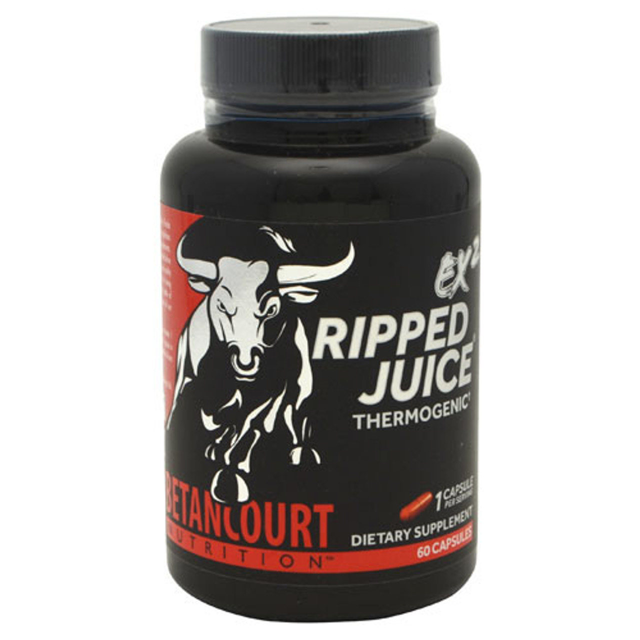 Ripped Juice Ex2 60ct Betancourt Nutrition