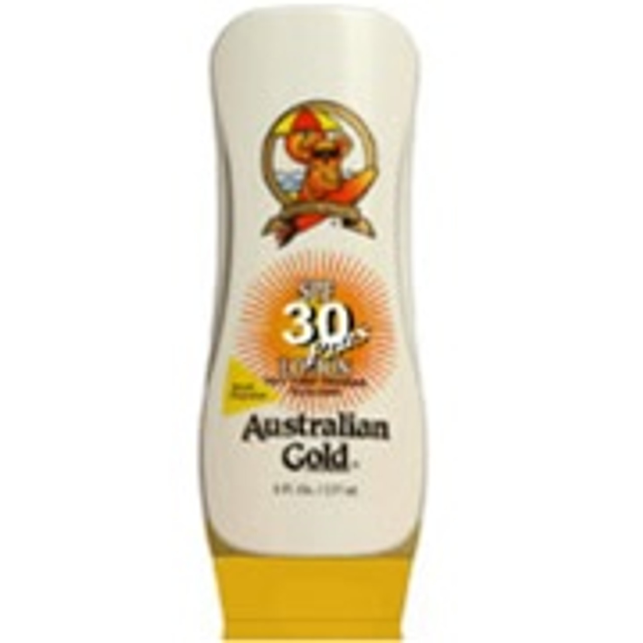 SPF30 Sun Block Tanning Lotion(Australian Gold)