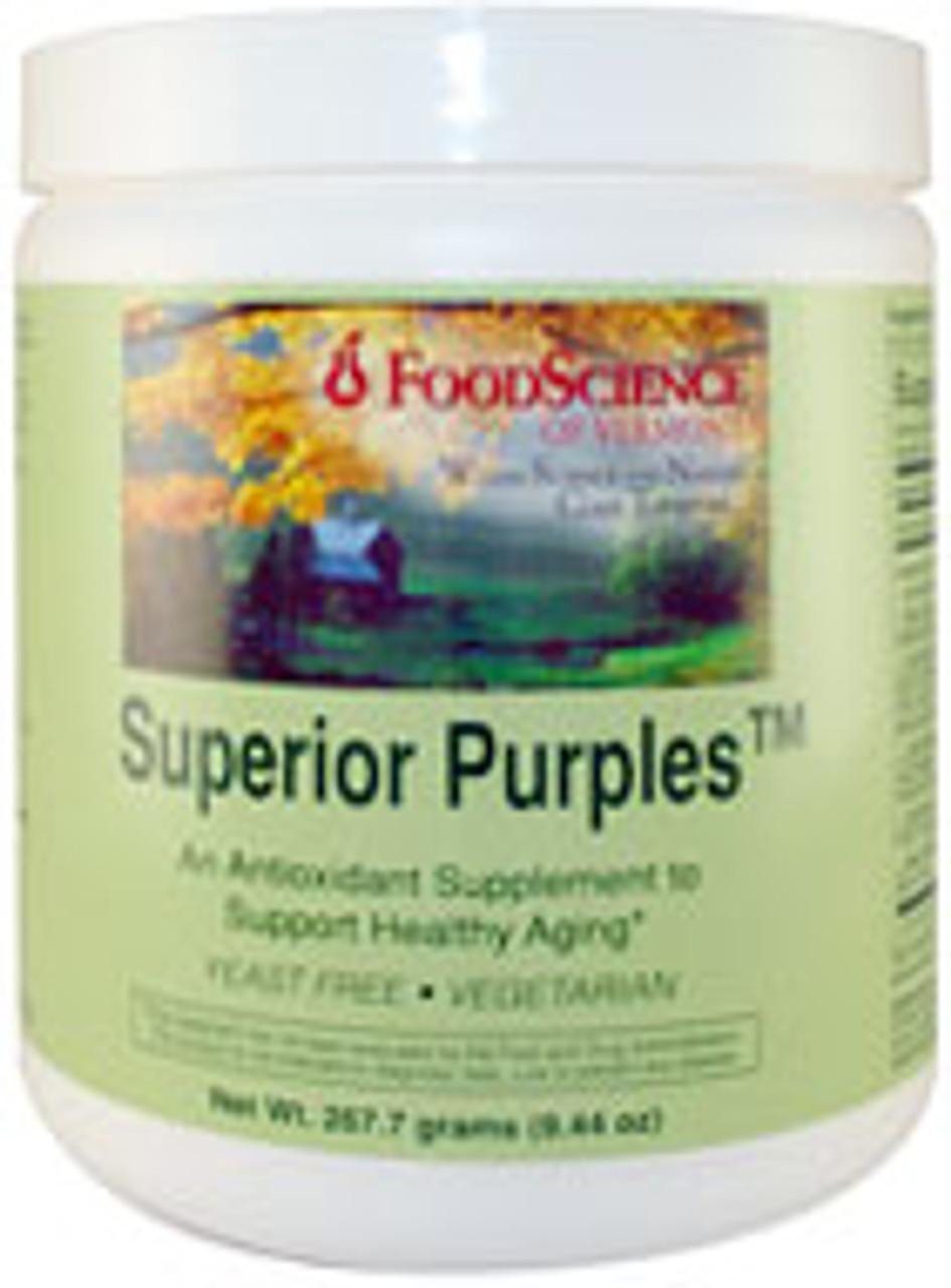 Superior Purples 11.59oz Food Science Labs
