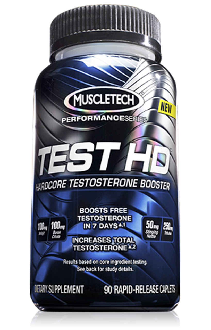 Test HD by Muscletech 90ct