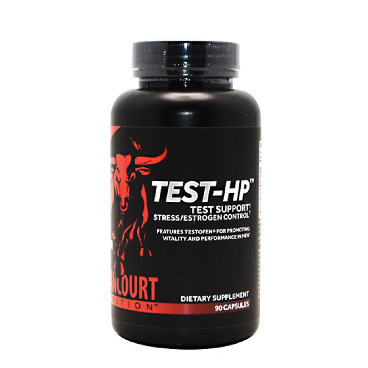 Test HP 90ct Betancourt Nutrition