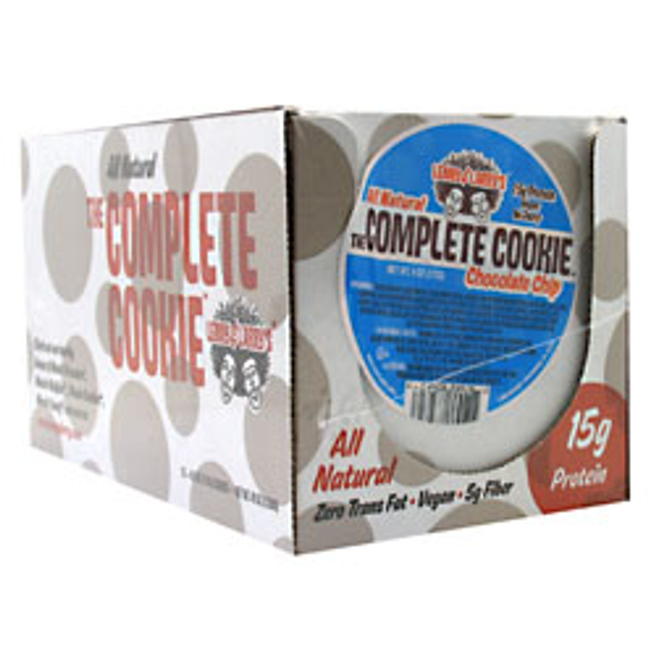 The Complete Cookie 12pk Lenny & Larry's