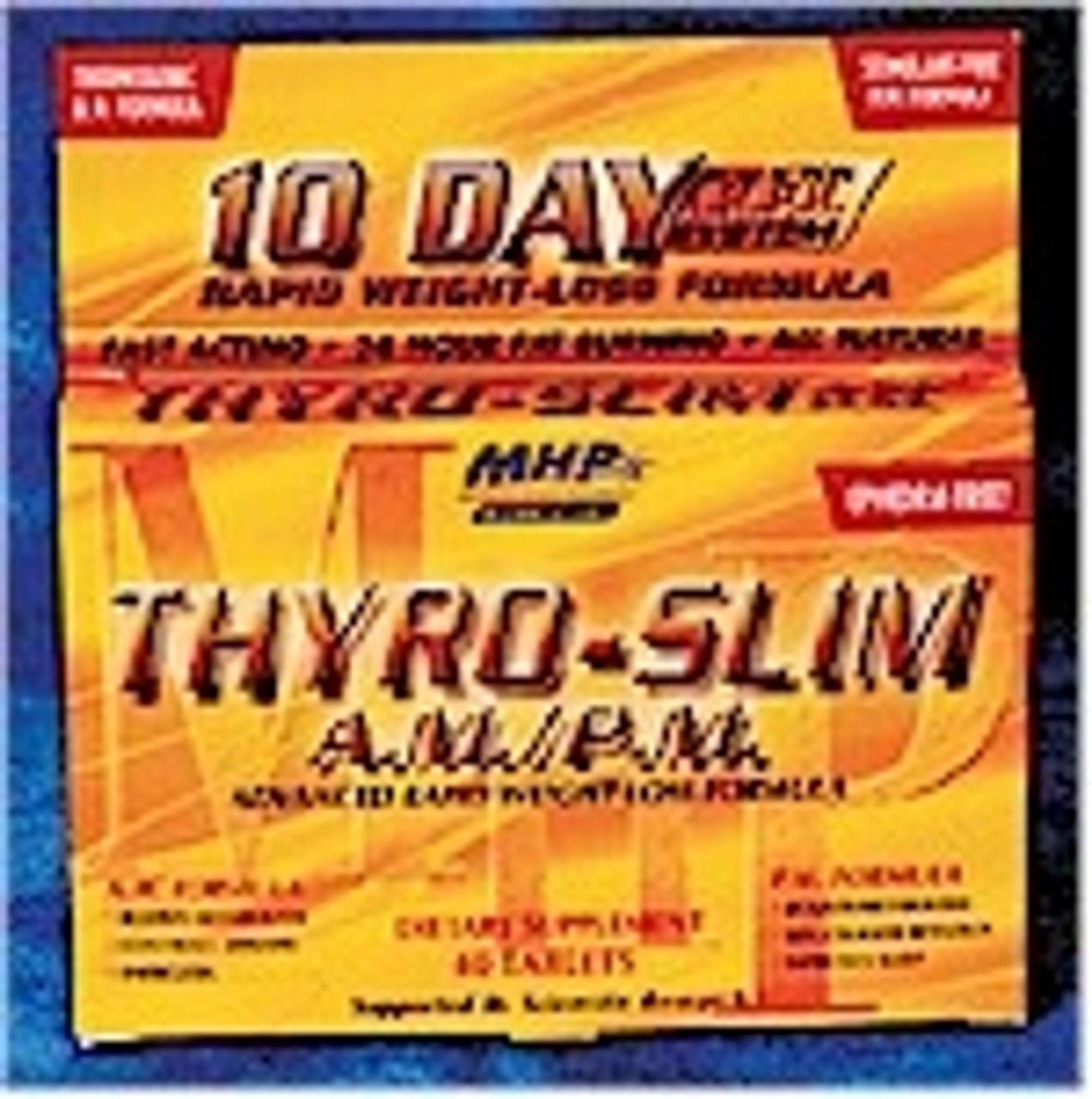 Thyro-Slim AM/PM 40ct MHP