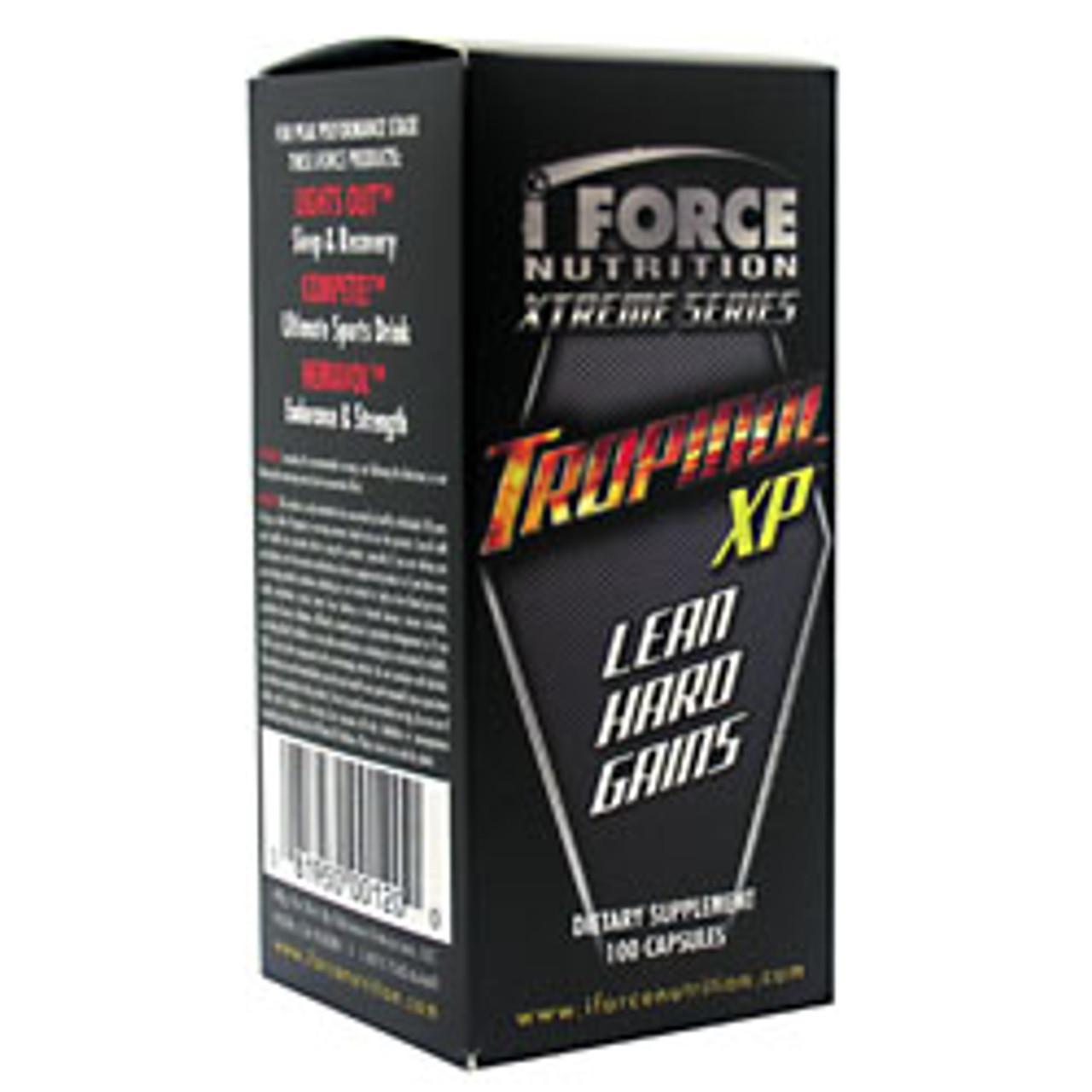 Tropinol-XP 100ct iForce Nutrition