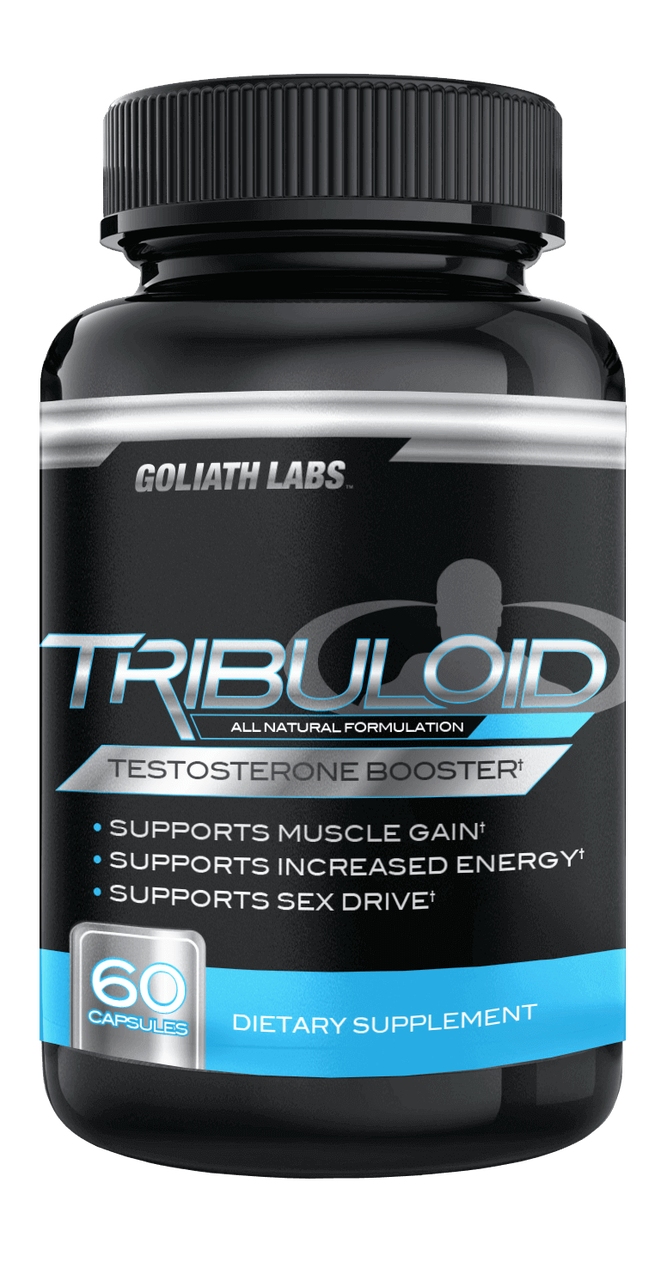 Tribuloid 60ct Goliath Labs