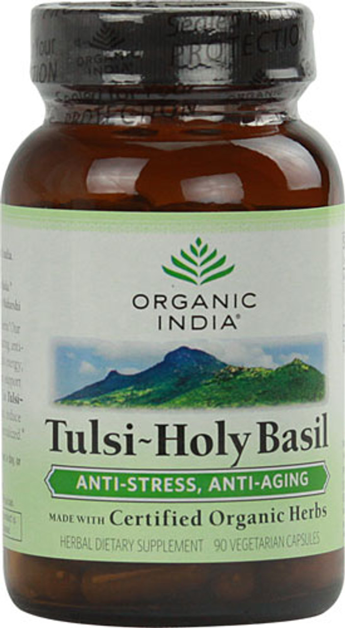 Tulsi Holy Basil 90ct Organic India