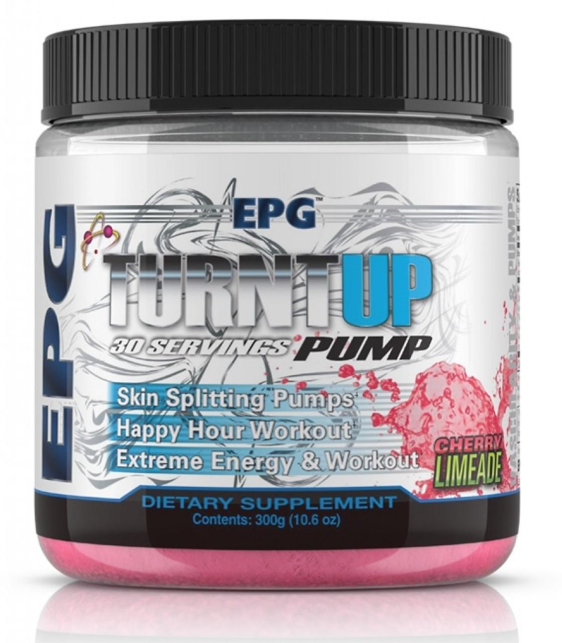 Turnt Up 45sv EPG