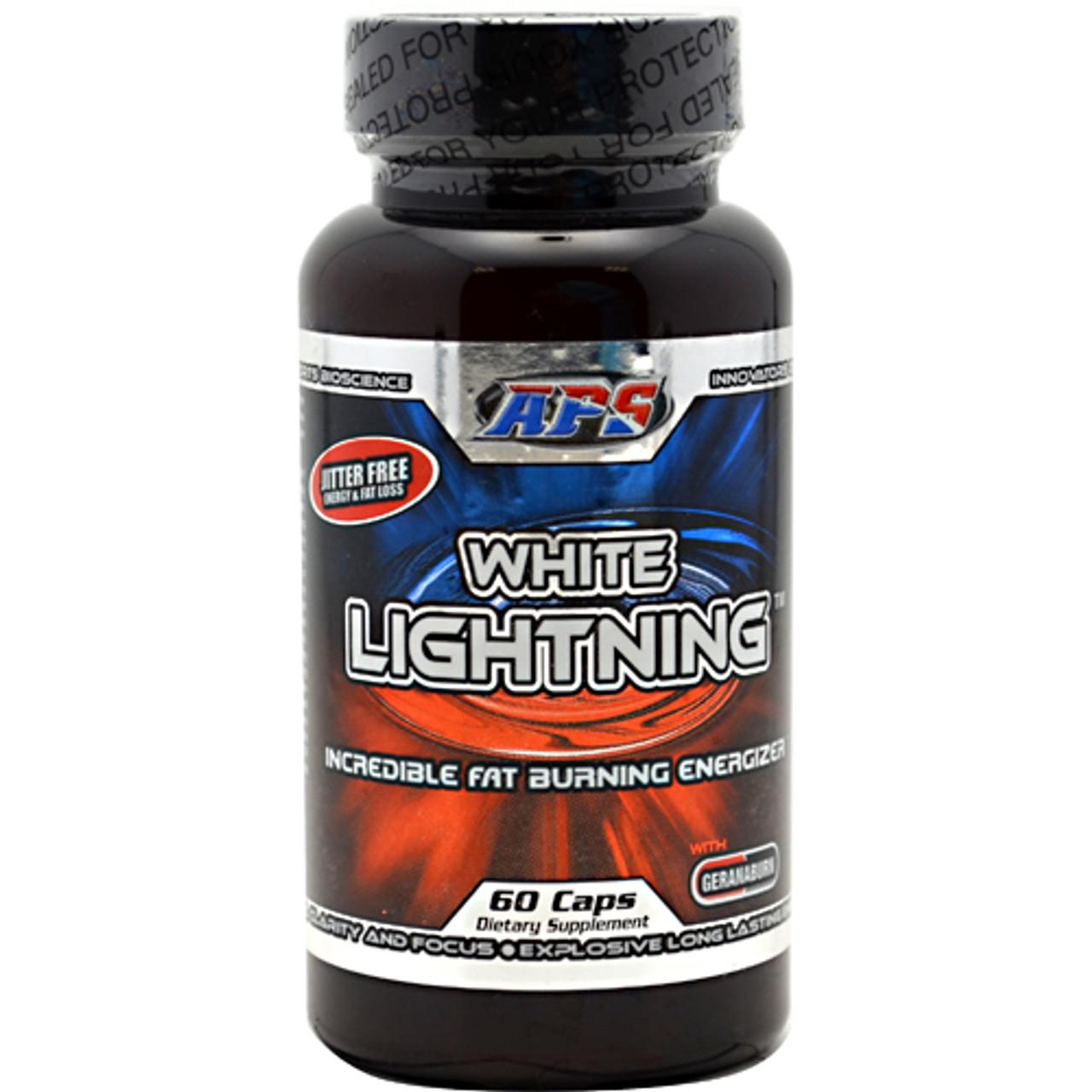 White Lightning 60ct APS