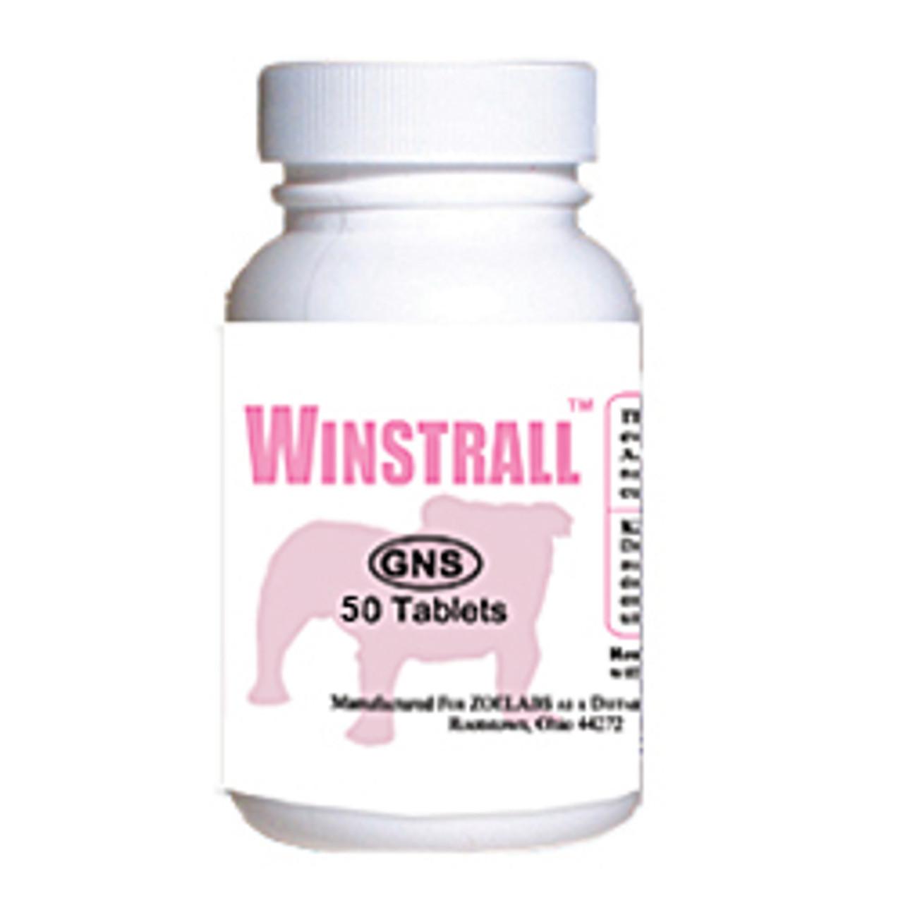 WINSTRALL 90ct Zoe Labs
