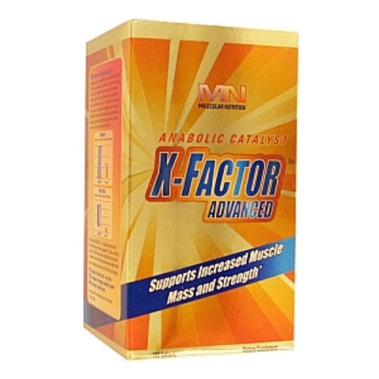 X Factor Advanced 100ct Molecular Nutrition