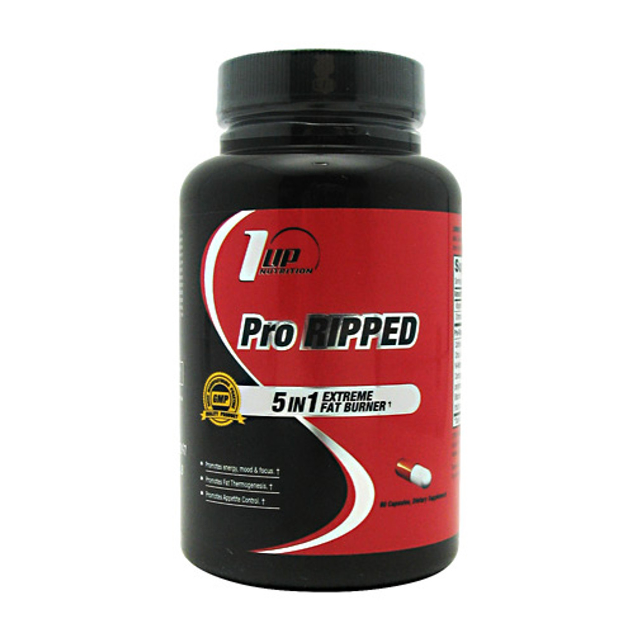 Clearance Pro Ripped 60ct 1 Up Nutrition