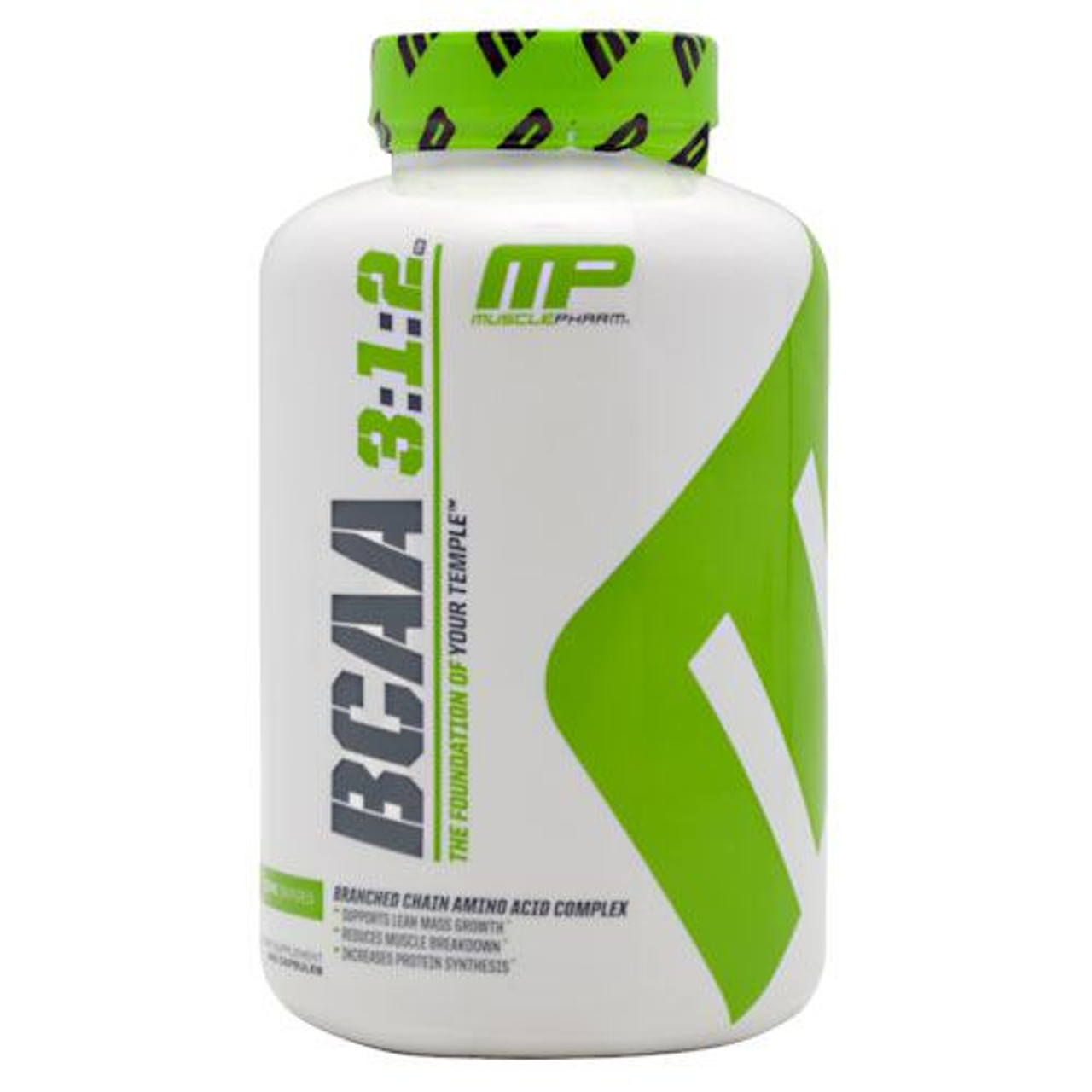 Clearance BCAA 3:1:2 by Muscle Pharm 240ct
