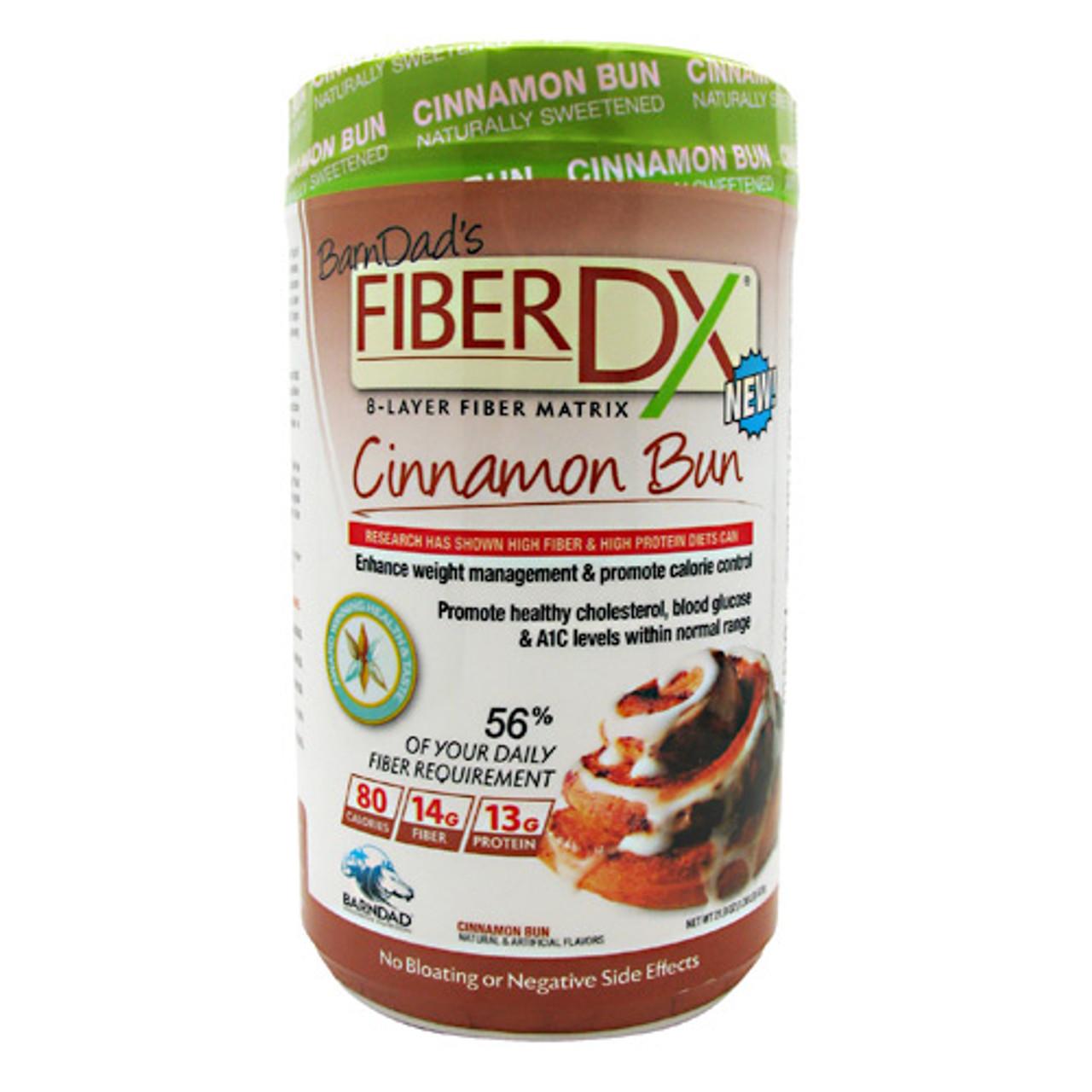 Fiber Dx 20sv BarnDad Innovative Nutrition