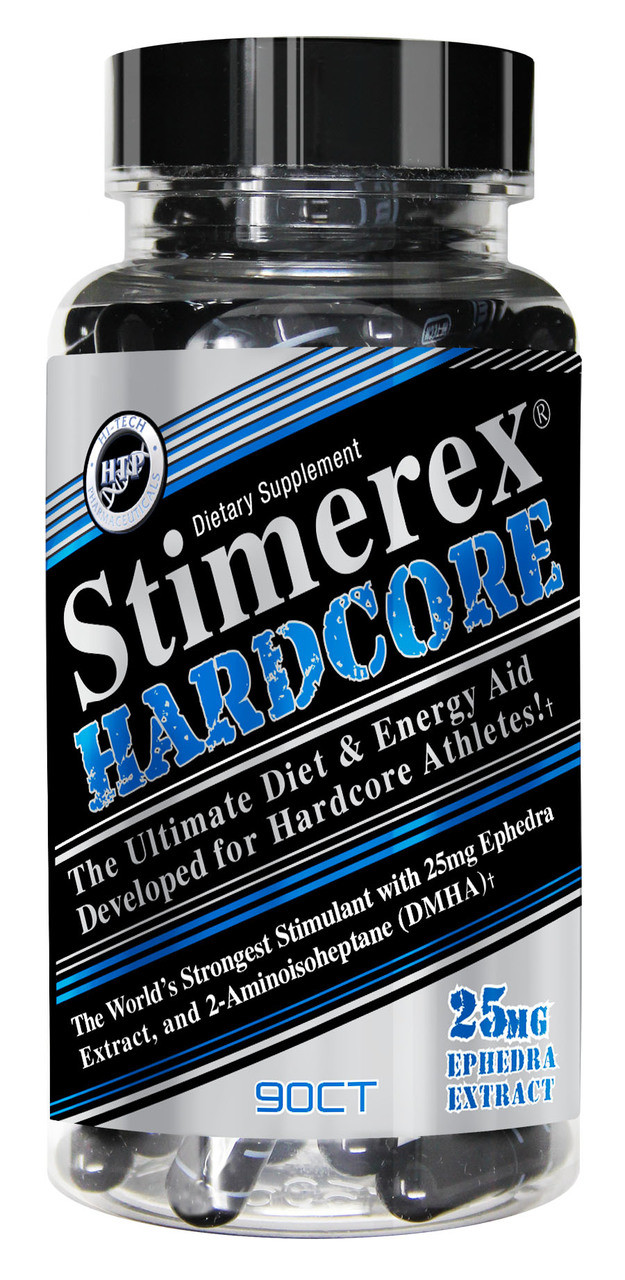 Stimerex Hardcore With DMHA