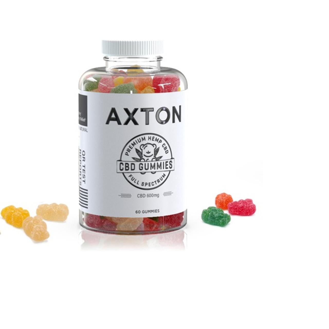 CBD Gummies  By  Axton Supps