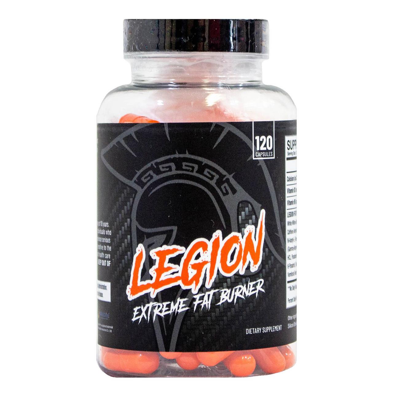 Legion Extreme Fat Burner by Centurion Labz