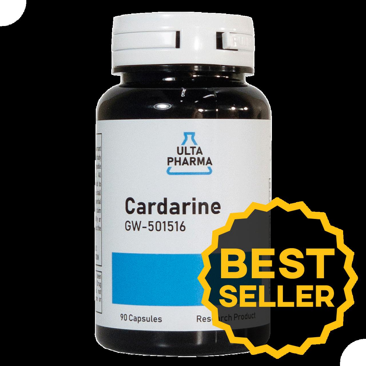 Cardarine GW-501516 Capsules by Ulta Pharma