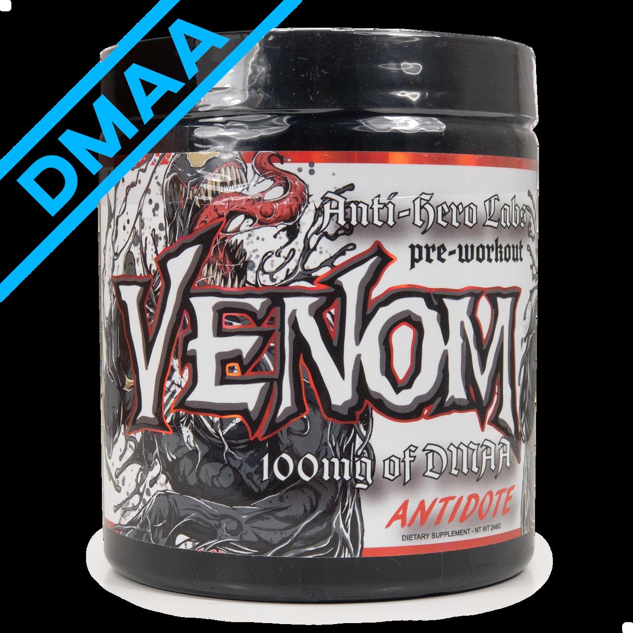 Venom with DMAA