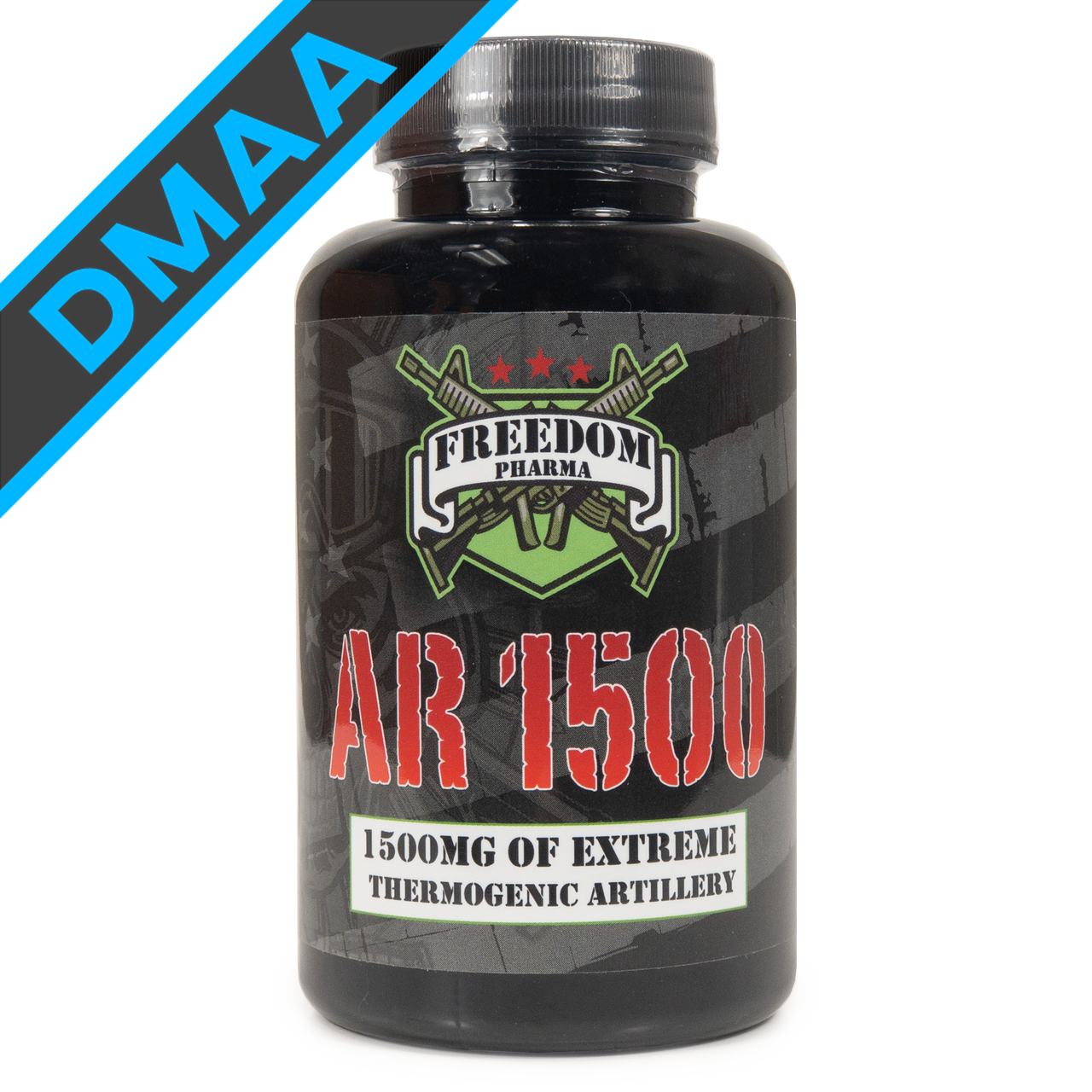 AR 1500 with DMAA by Freedom Pharma