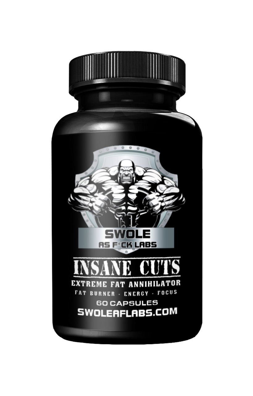 INSANE CUTS DMAA by Swole AF Labs
