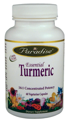 Turmeric with lower percentage curcumin