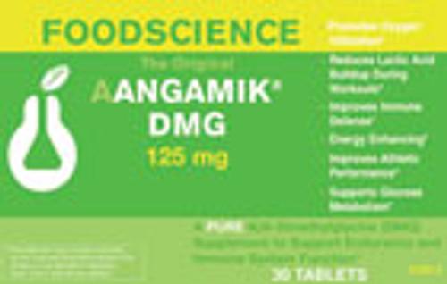 Aangamik DMG Liquid 300mg Food Science Labs | i-Supplements®
