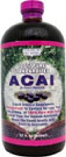 Acai Liquid 32oz Only Natural