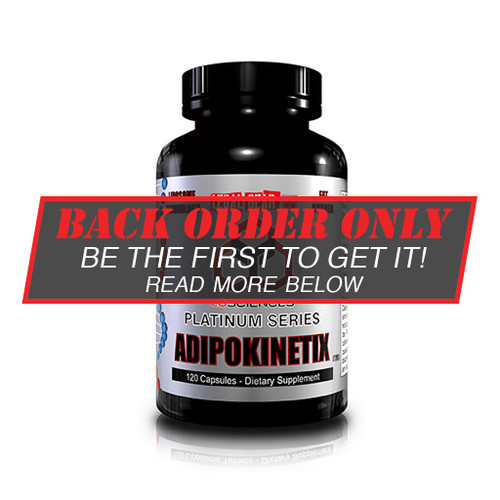 Adipokinetix 120ct Hi-Tech Pharmaceuticals