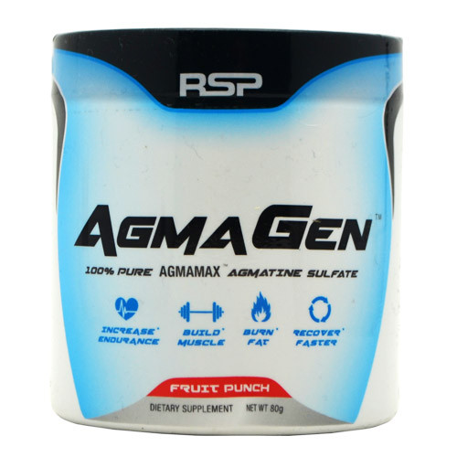 Agmatine Supplements - Derived from Amino Acid Arginine for