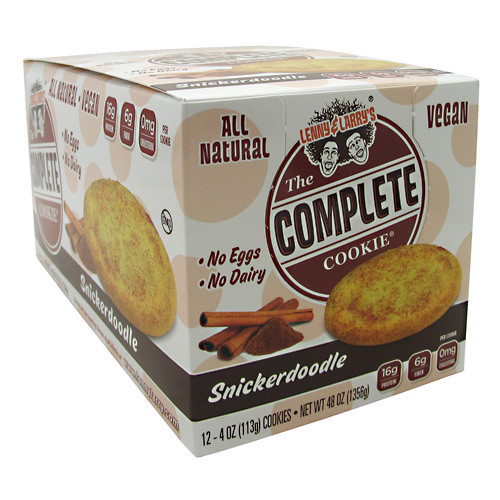 All-Natural Complete Cookie 12ct Lenny & Larry's
