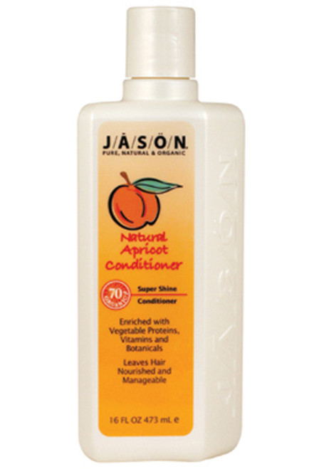 Apricot Keratin Conditioner 16oz Jason Natural