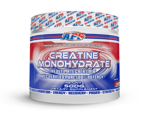 Creatine Monohydrate 500g APS Nutrition