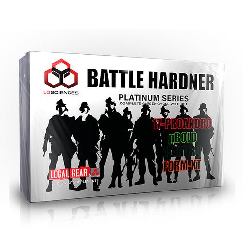 Battle Hardener Prohormone Kit by LG Sciences