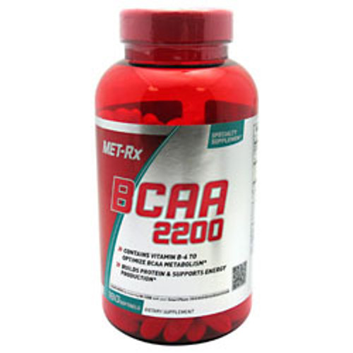 BCAA 2200 by Met-Rx 180ct