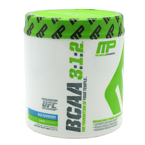 BCAA 3:1:2 by MusclePharm 30/srv