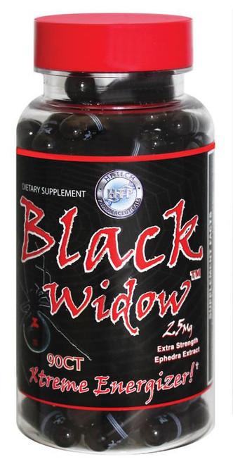 Black Widow Ephedra 90ct Hi-Tech NOW TAKING BACK ORDERS