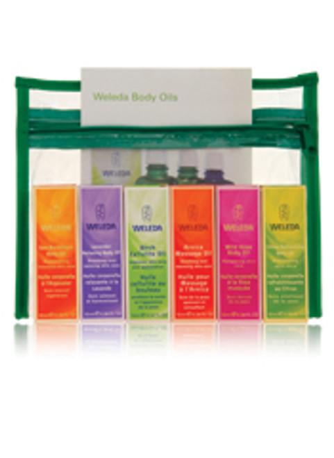 Body Oil Kit by Weleda
