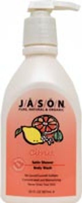 Body Wash 30oz Citrus Jason Natural