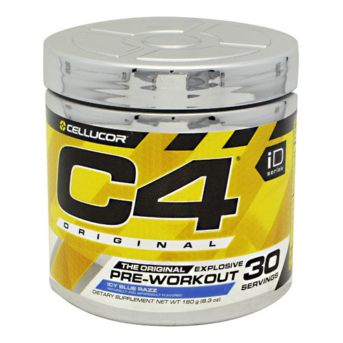 C4 by Cellucor 30sv